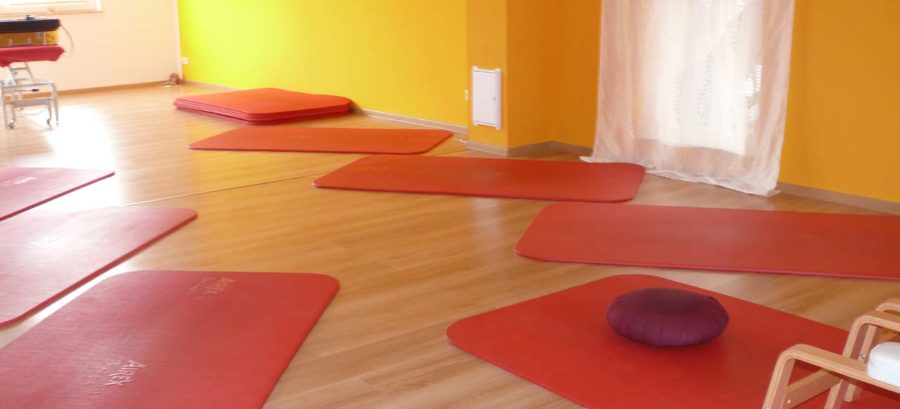 Physiotherapie-Dresden-Matten-yoga
