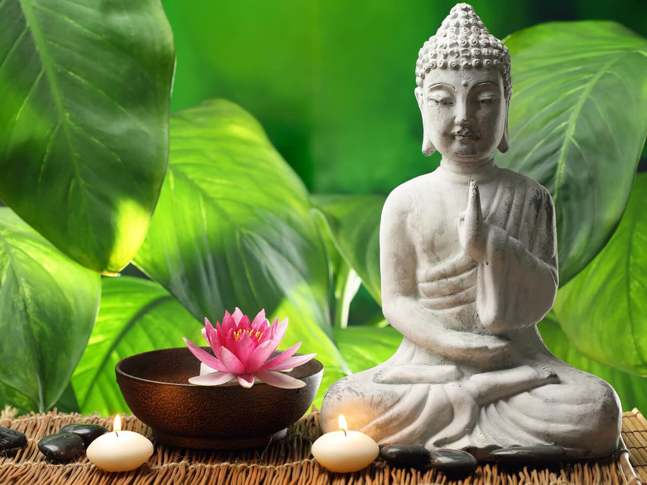 Physiotherapie-Zobel-Dresden-Besonderheiten-Buddha-Schmerz-Therapie